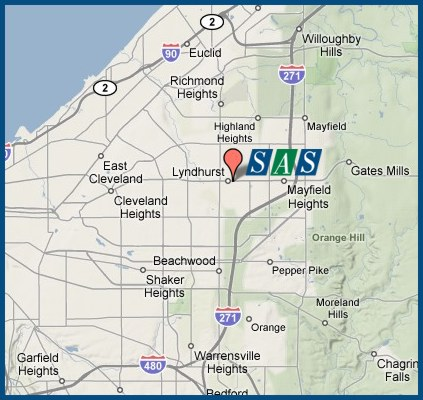 Lyndhurst Ohio Map.Mayfield Road Tax Return And Accounting Office South Accounting